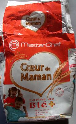 Coeur de Maman Farine de Blé + - Produit