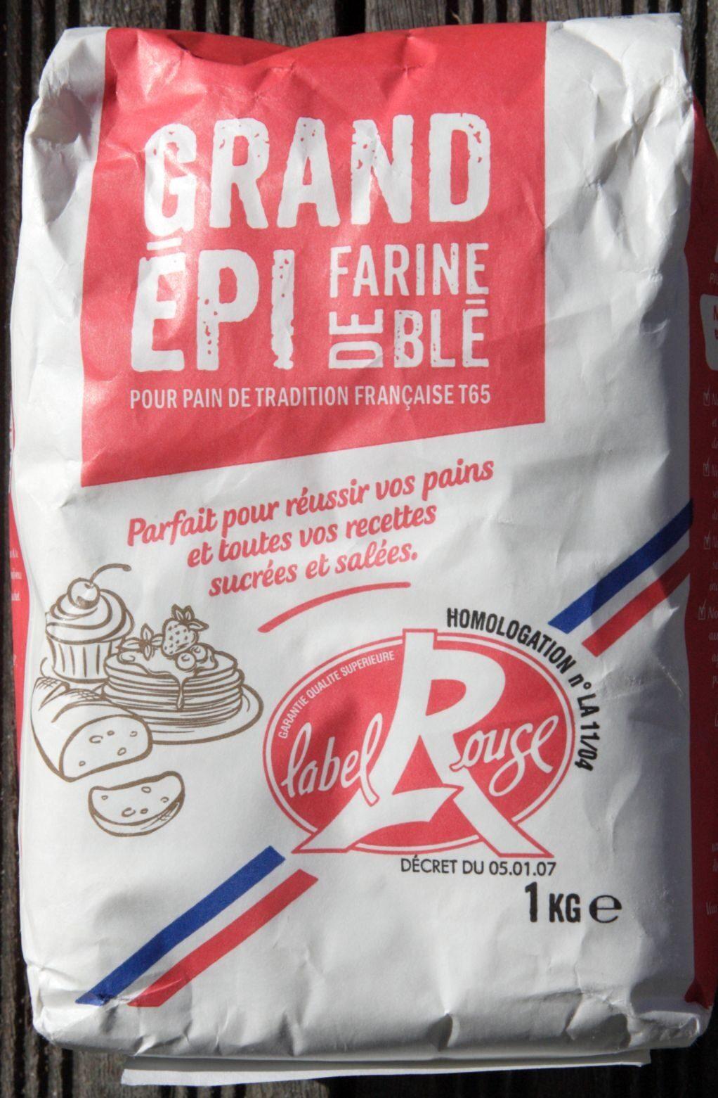 Farine de blé - Product - fr