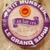 Petit Munster Au Lait Cru - Produit