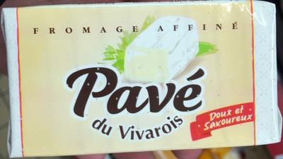 Pavé du Vivarois (20% MG) - Product - fr