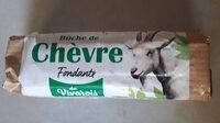 Bûche de chèvre fondante - Produit - fr