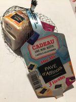 PAVÉ D'AFFINOIS 3 variétés - Product - fr