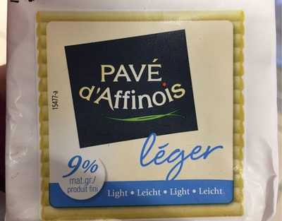 150G Pave Affinois Leger 9% - Product - fr