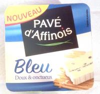 Bleu Doux & Onctueux - Product - fr