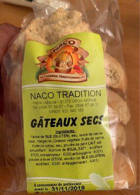 Gateaux secs - Produit - fr
