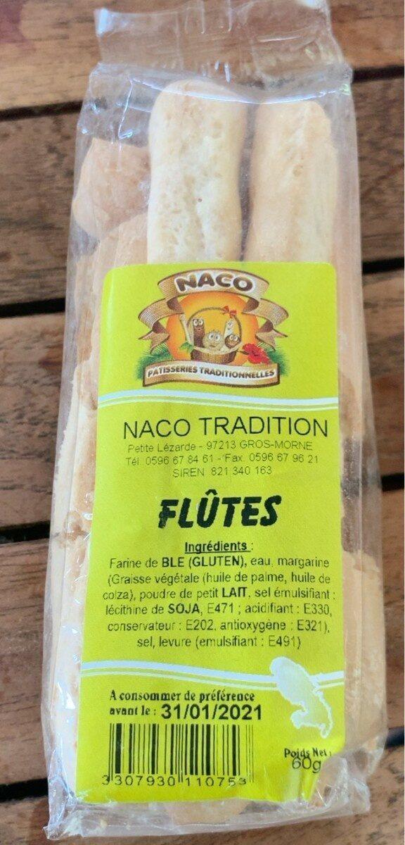 Flutes - Produit - fr