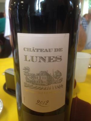 Chateau de LUNES - Product - fr