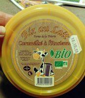 Riz au lait - Product - fr