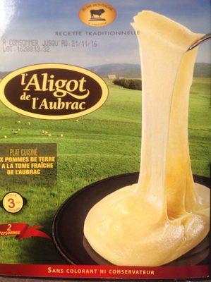L'aligot de l'Aubrac - Product - fr