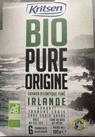 Bio pure origine saumon fumé - Product