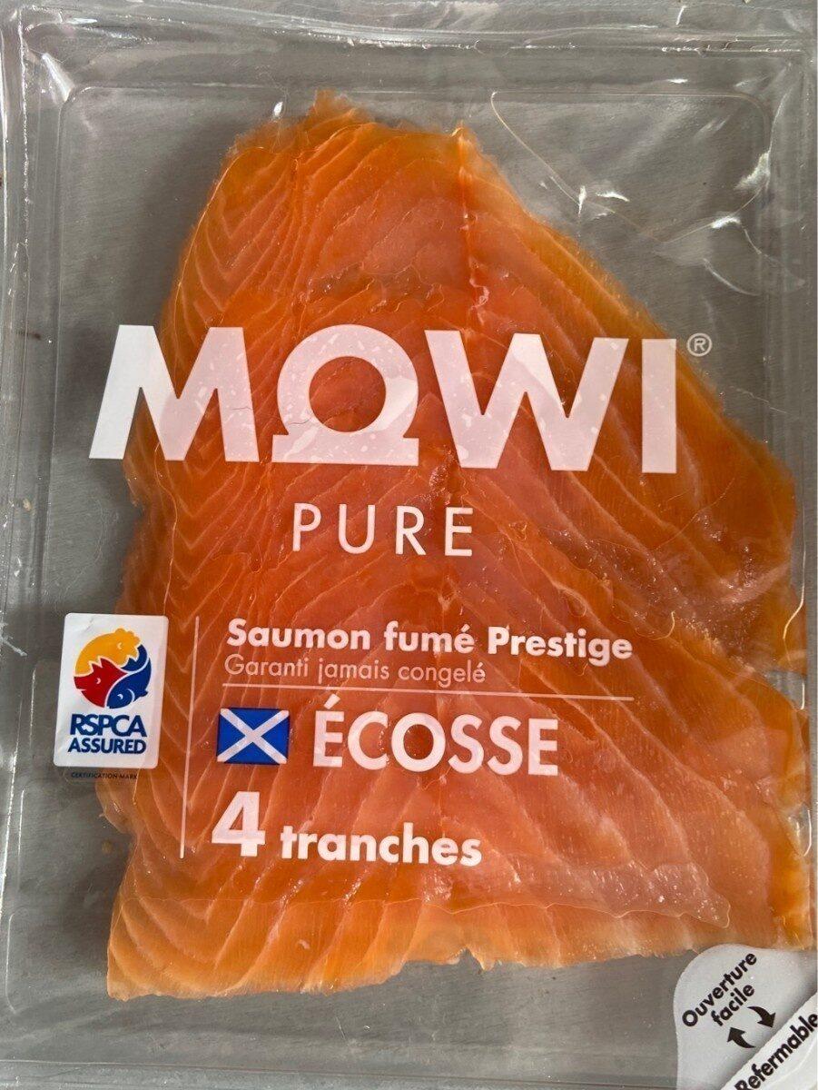 Saumon fumé  prestige ecosse - Prodotto - fr