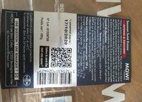 Saumon fumé  prestige ecosse - Valori nutrizionali - fr