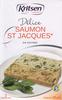 Délice Saumon St Jacques - Produit