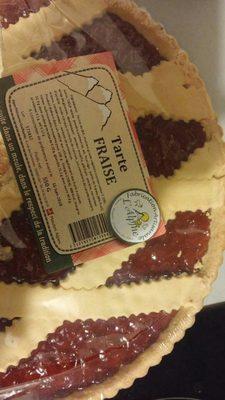 Tarte fraise - Product