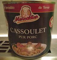 Cassoulet Pur Porc Mercadier Les Spécialités du Terroir 420g - Product - fr