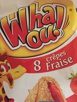 Whaou! Fraise - Produit