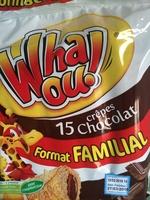 15 Crêpes Chocolat WHAOU - Product