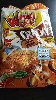 Cracky crêpes - Product