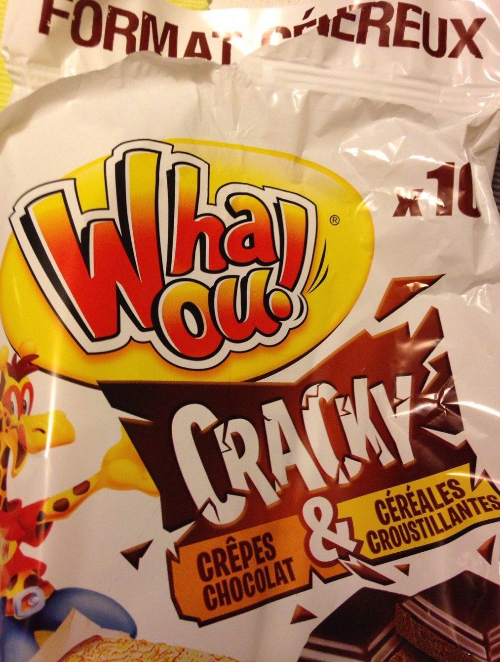 Crêpes Whaou! CRACKY - Product