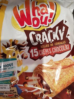 Cracky crêpes - Produit