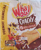 Whaou ! Cracky Crêpes chocolat et Billes de céréales x 15 - Prodotto