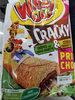 Crêpes choco noisette & céréales Whaou! - Product