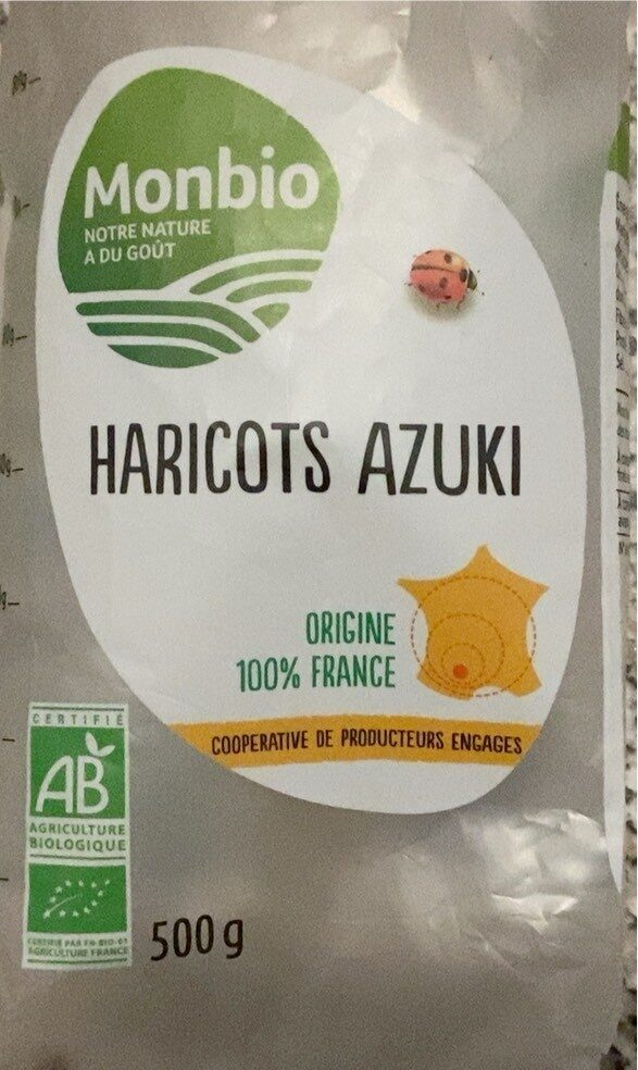 Haricots azuki - Product - en