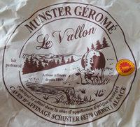 Le Vallon, Artisan Affineur depuis 1889 - Product