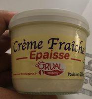 Creme fraiche epaisse - Product