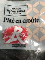Paté en croute - Product - fr