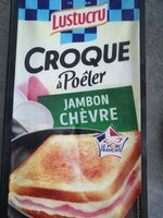 Croque à poeler - Product - fr