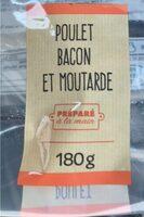 Sandwich poulet bacon et moutarde - Product - fr