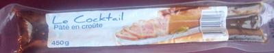 Le Cocktail - Pâté en Croûte - Produit