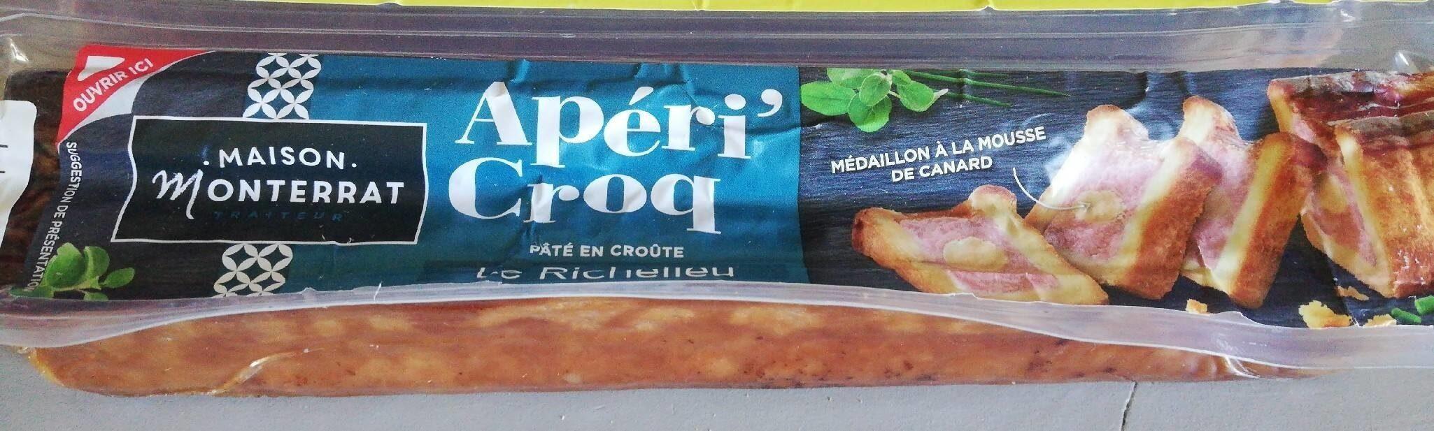 Pâté en croûte - Produit - fr