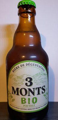 Trois Monts bio - Product - fr