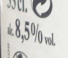 Bière de Flandre - Valori nutrizionali - fr