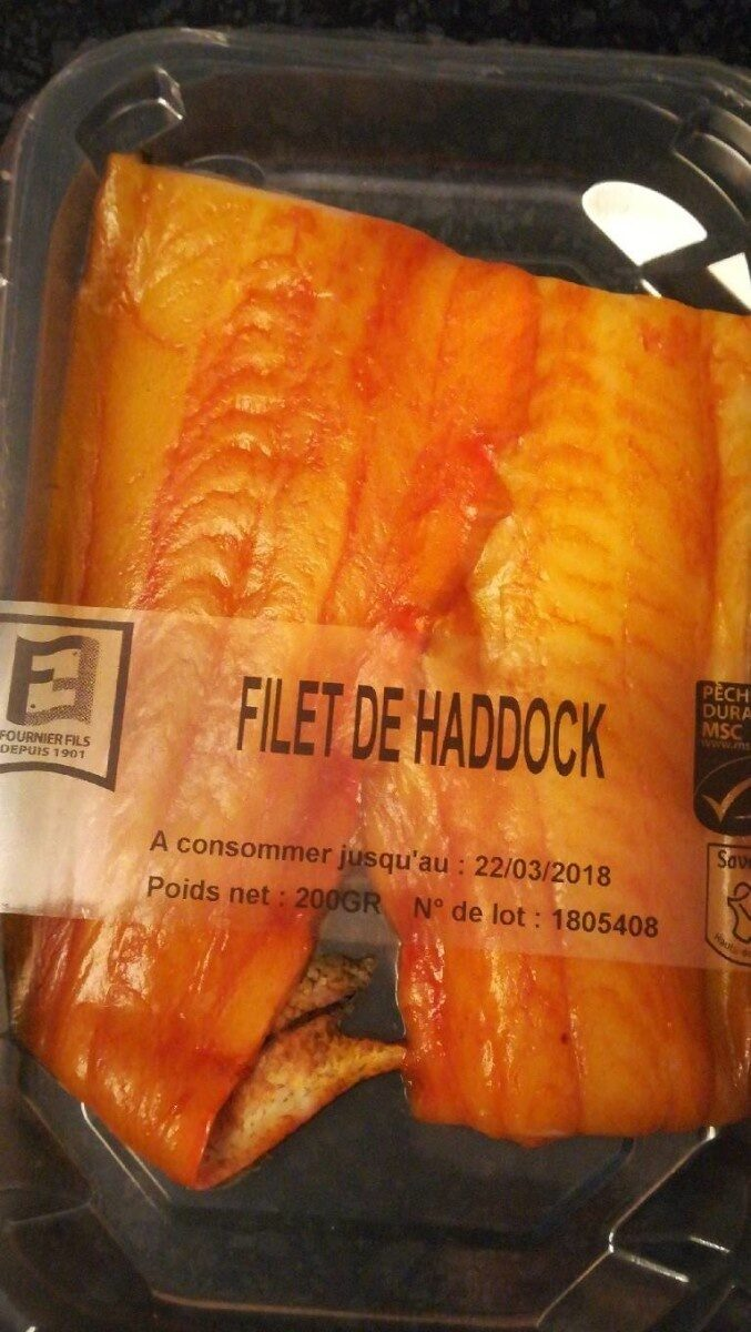 Filet de Haddock - Product - fr