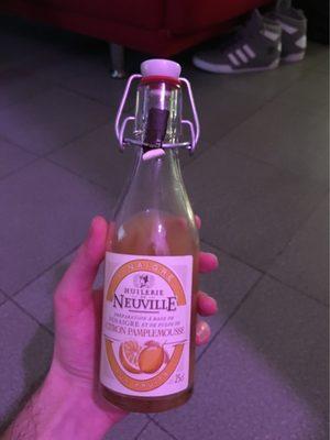 Vinaigre de pulpe de citron et pamplemousse - Produto - fr