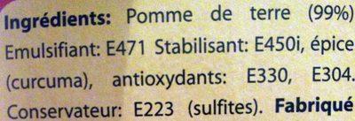 La Délicieusss - Ingrediënten