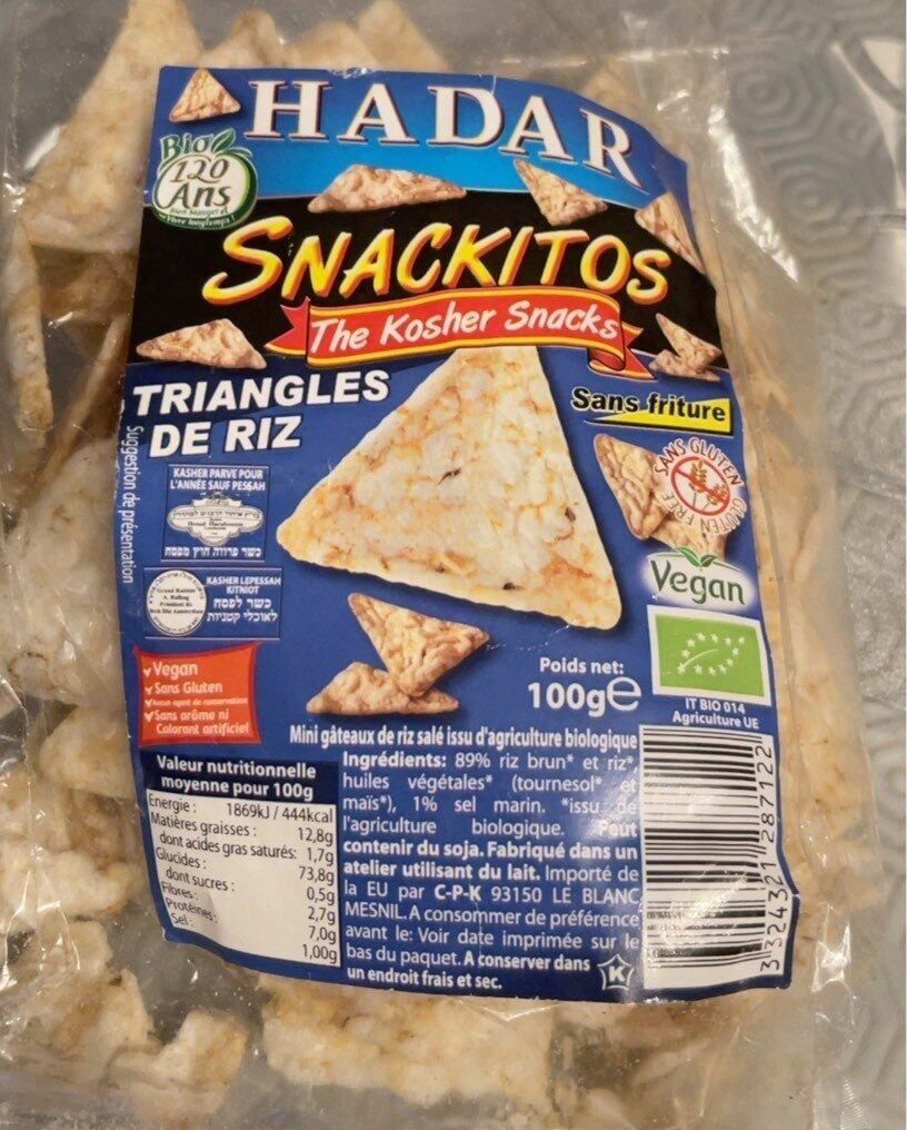 Snackitos - Product - fr