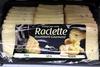 Fromage à raclette assortiment poivre - lait cru - moutarde - Produit