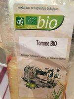 Tomme Bio - Produit - fr