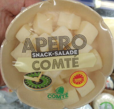Apéro Snack-Salade Comté - Produit