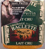 raclette jean perrin - Product