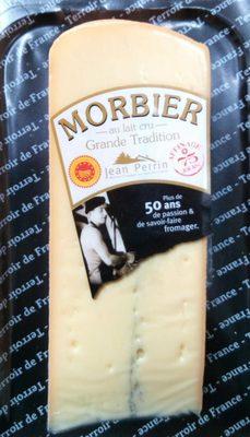 Morbier  au lait cru Grande tradition - Produit - fr