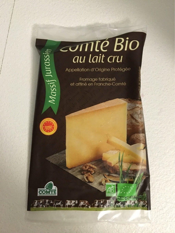 Comté au lait cru Aop BIO 6-10mois - Product
