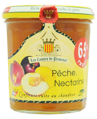 Confiture peche nectarine - Product