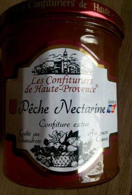 Confiture de pêches nectarines - Produit