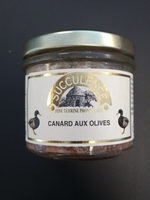 Terrine canard aux olives - Produit - fr