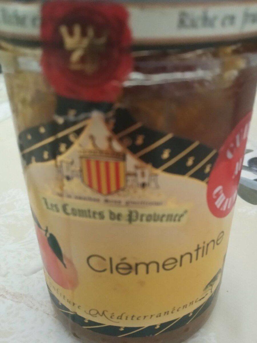 Confiture de clémentine - Product